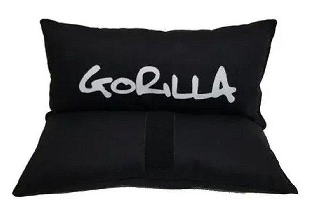 Abafador Gorilla Para Bumbo 45cm Com Velcro (Travesseiro)