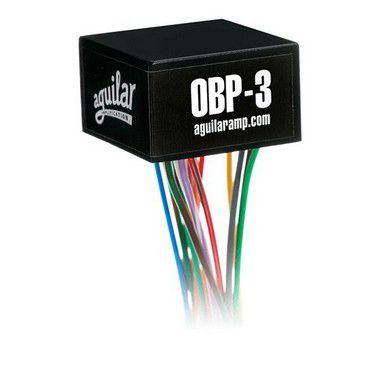 Preamp Aguilar OBP-3SK c/ Pot Agudo/Grave, Pot Médio + Chave
