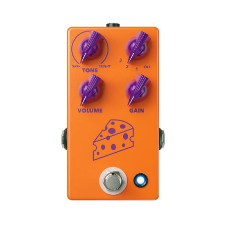 Pedal JHS Cheese Ball Distortion e Fuzz