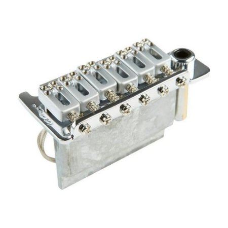 Ponte com Captador Piezo Lr Baggs X-Bridge Cromada para Guitarra Strato American Std