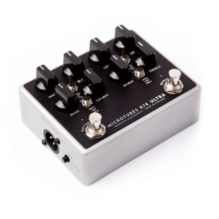PEDAL DARKGLASS MICROTUBES B7K ULTRA V2 (AUX-IN)