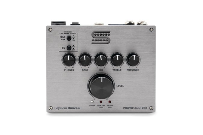 Amplificador Seymour Duncan Power Stage 200