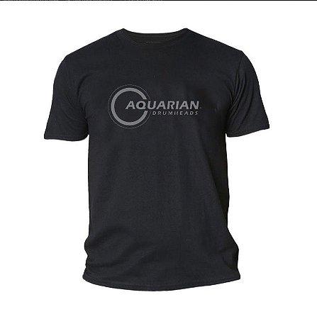 Camiseta Aquarian Drum Heads M