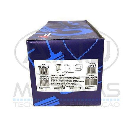 D5OK0020 - PINO FAST PIN 65MM - PPK STDNATURAL - AVERY DENNISON - CX 5.000