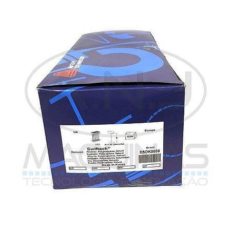 D5OK0039  - PINO SUPER PIN 38MM - PPK STDPNATURAL - AVERY DENNISON - CX 10.000