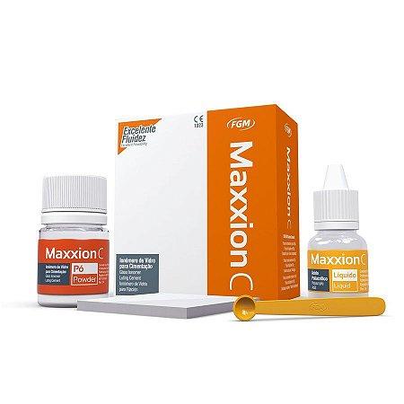 Ionômero de Vidro Maxxion C - FGM