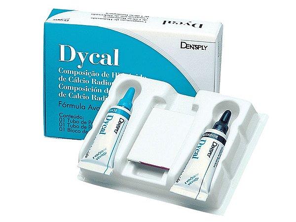 Cimento Forrador de Hidróxido de Cálcio Dycal - Dentsply Sirona