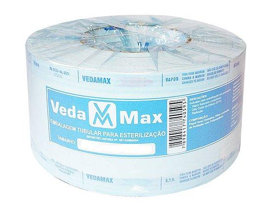 Rolo para Esterilização 5cm x 100m - Vedamax