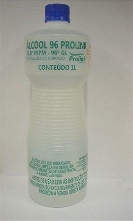 Álcool Etílico Hidratado 92,8º - Prolink