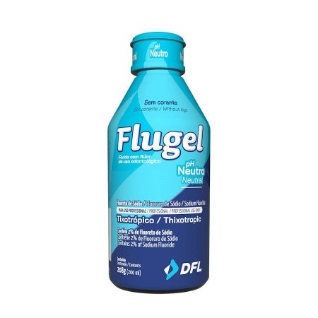 Flúor em Gel Neutro Flugel - DFL