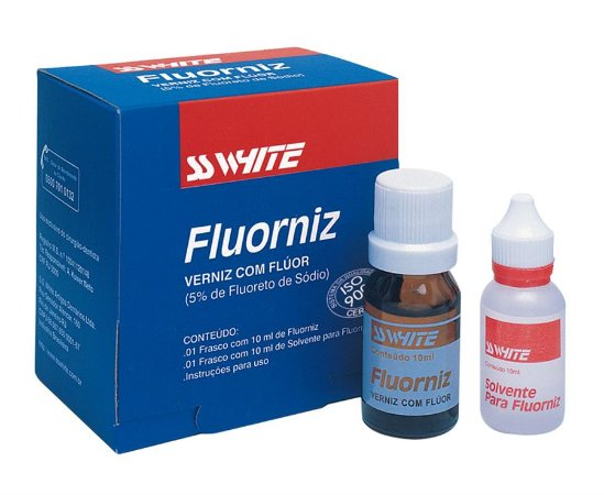 Verniz Fluoretato Fluorniz- SSWhite