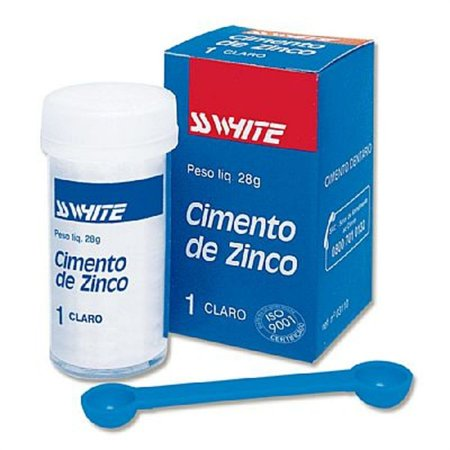 Cimento Fosfato de Zinco Pó - SSWhite
