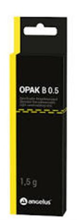 Resina Opacificadora Fotopolimerizável - OPAK B 0.5 - Angelus