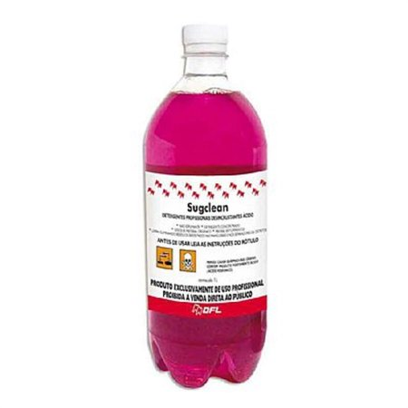 Desinfetante Sugclean - DFL