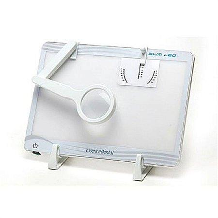 Negatoscópio Slim Led VH - Branco - Essence Dental