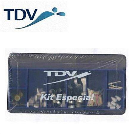 Kit Acabamento e Polimento Uninove - TDV