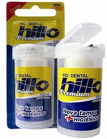 Fio Dental Encerado 125 m - Hillo