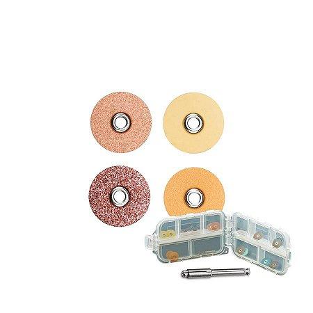 Disco de Lixa Sof-Lex Pop On Kit - 3M