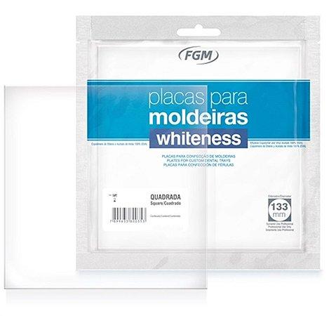 Placa para Moldeira de Clareamento Whiteness 2x3mm - FGM