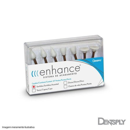 Sistema de Acabamento ENHANCE - Dentsply