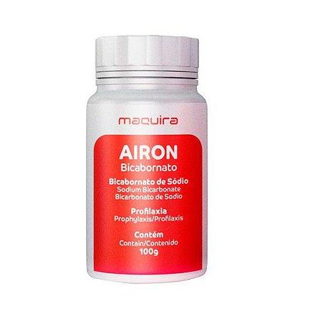 Bicarbonato de Sódio Airon Extra Fino 100g - Maquira