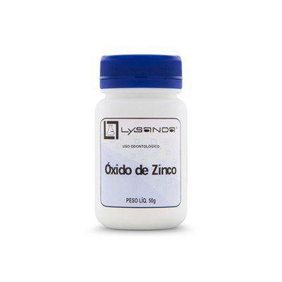 Óxido de Zinco - Lysanda