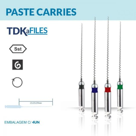 Paste Carries (lentulo) - TDK