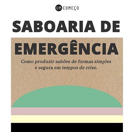 E-book Saboaria de Emergência