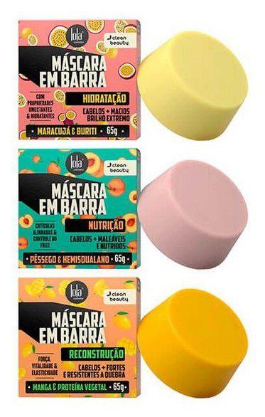 Combo Cronograma em Barra - Lola Cosmetics