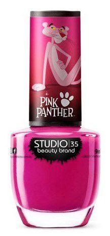 Esmalte Studio35 9ml #PanteraMisteriosa - Coleção Pantera Cor de Rosa