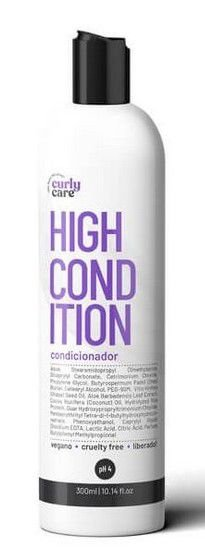 High Condition Condicionador 300mL - Curly Care