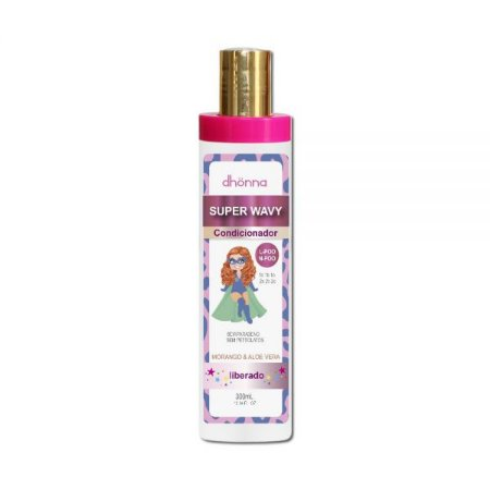 CONDICIONADOR SUPER WAVY INFANTIL 300ml