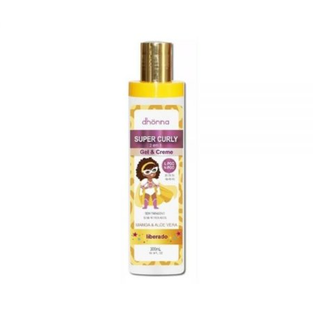 GEL CREME SUPER CURLY INFANTIL 300ml