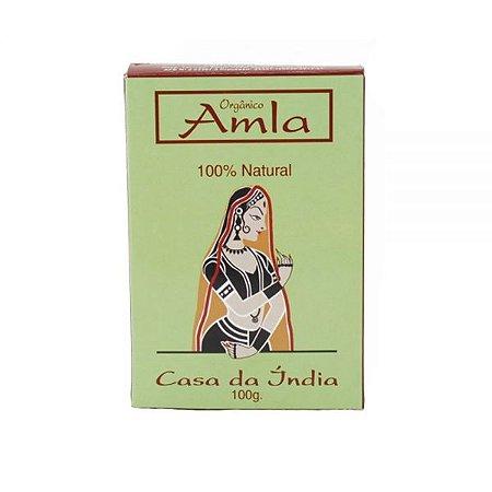 AMLA EM PÓ CASA DA ÍNDIA 100G