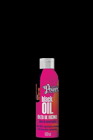 ÓLEO DE RICINO BLACK OIL 100ML