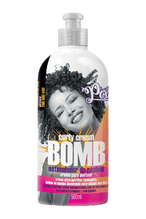 CREME PENTEAR CURLY CREAM BOMB 500 ML
