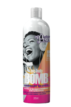 CONDICIONADOR ANTI QUEBRA BIG HELP BOMB 315 ML