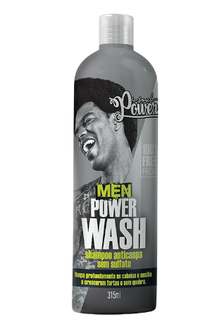 SHAMPOO MEN POWER WASH ANTICASPA 315ML
