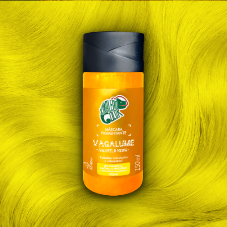 MÁSCARA PIGMENTANTE KAMALEAO COLOR - VAGALUME 150ML