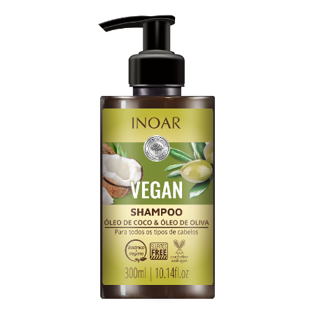 VEGAN SHAMPOO 300 ML