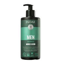 INOAR MEN SHAMPOO 3X1 400 ML