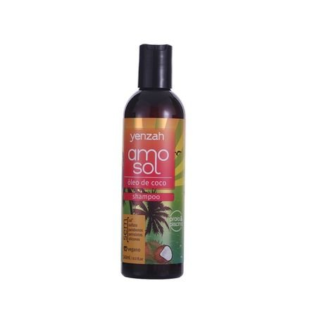 Amo Sol Shampoo 240Ml