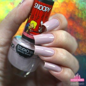 ESMALTE STUDIO 35 09ML #SNOOPYDANCARINO - SNOOPY