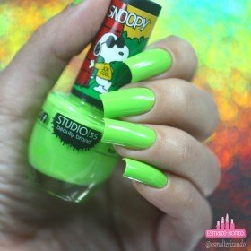 ESMALTE STUDIO 35 09ML #RELAXJOECOOL - SNOOPY