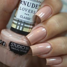 Esmalte Studio 35 Nude Noiva - Nude cremoso. - NUDE LOVERS