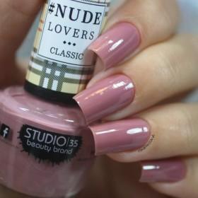 Esmalte Studio 35 Nude Doce Nude - Nude rosado cremoso. - NUDE LOVERS