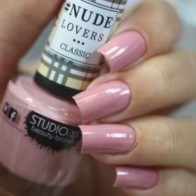 Esmalte Studio 35 Nude Porcelana - Nude rosado cremoso. - NUDE LOVERS