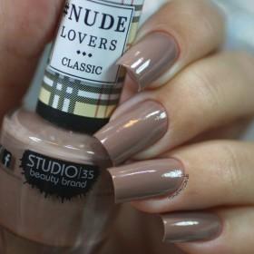 Esmalte Studio 35 Toque de Nude - Nude cremoso. - NUDE LOVERS
