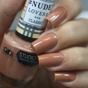 Esmalte Studio 35 Terra Nude - Nude cremoso. - NUDE LOVERS