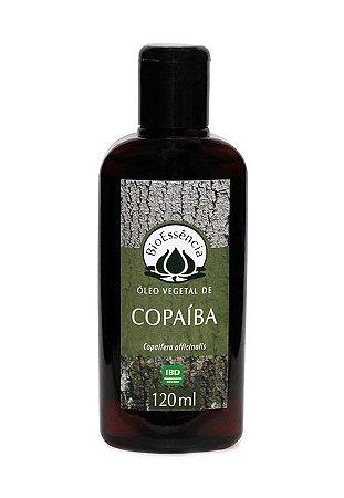 ÓLEO VEGETAL COPAIBA 120ML